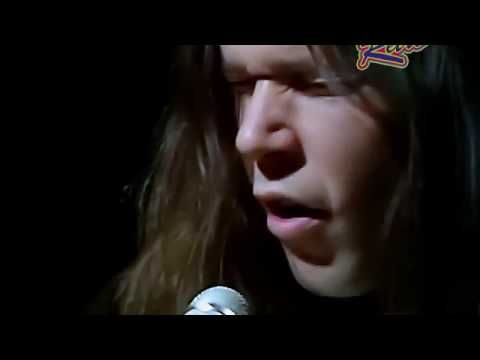 """Neil Young ~ """"Heart Of Gold"""", original BBC video with album audio."""