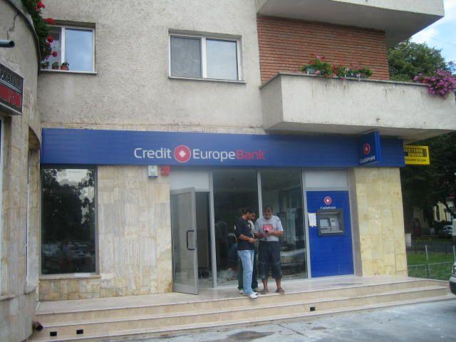 CREDIT EUROPE BANK BISTRITA