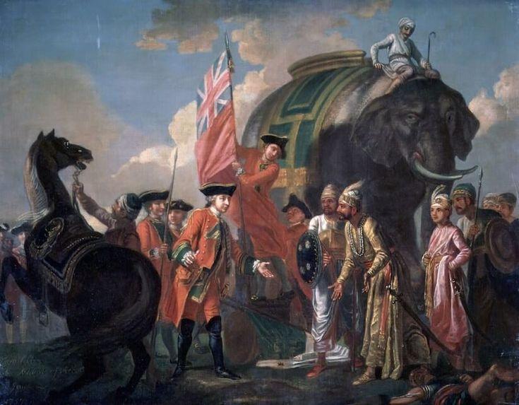 遅れてきた諸国(英・仏両国のインドへの定着) - 世界の歴史まっぷ ポルトガル、オランダに遅れてアジア進出した英・仏両国は香料諸島には入り込めなかったがインド亜大陸を拠点としてアジア経営を展開した。