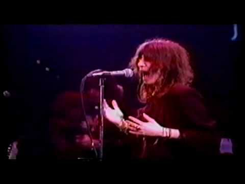 """""""Dancing Barefoot"""" by Patti Smith (1979-live in Germany)...note she calms a fight during her performance. Punk is love."""