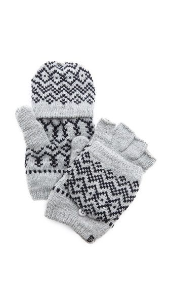 """Texting"" Mittens (via Shopbop)"