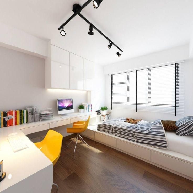 146 best Study Room images on Pinterest   Study room design, College ...