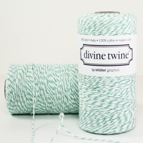 Ficelle Divine Bleu Canard Whisker Graphics