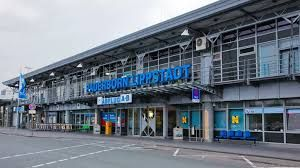 PAD Paderborn-Lippstadt Airport Terminal, Photo: robert b. fishman