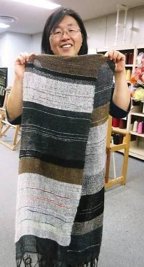 「さをり織り 作品」の画像検索結果