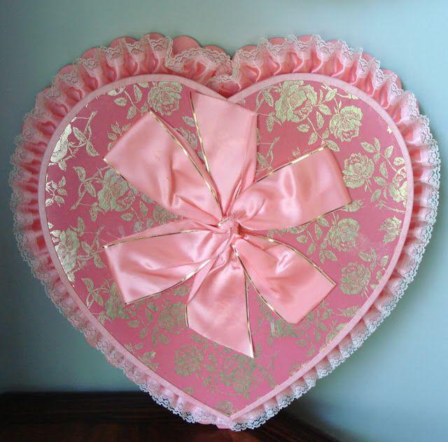17 best Vintage Valentine Box images on Pinterest   Valentine box ...