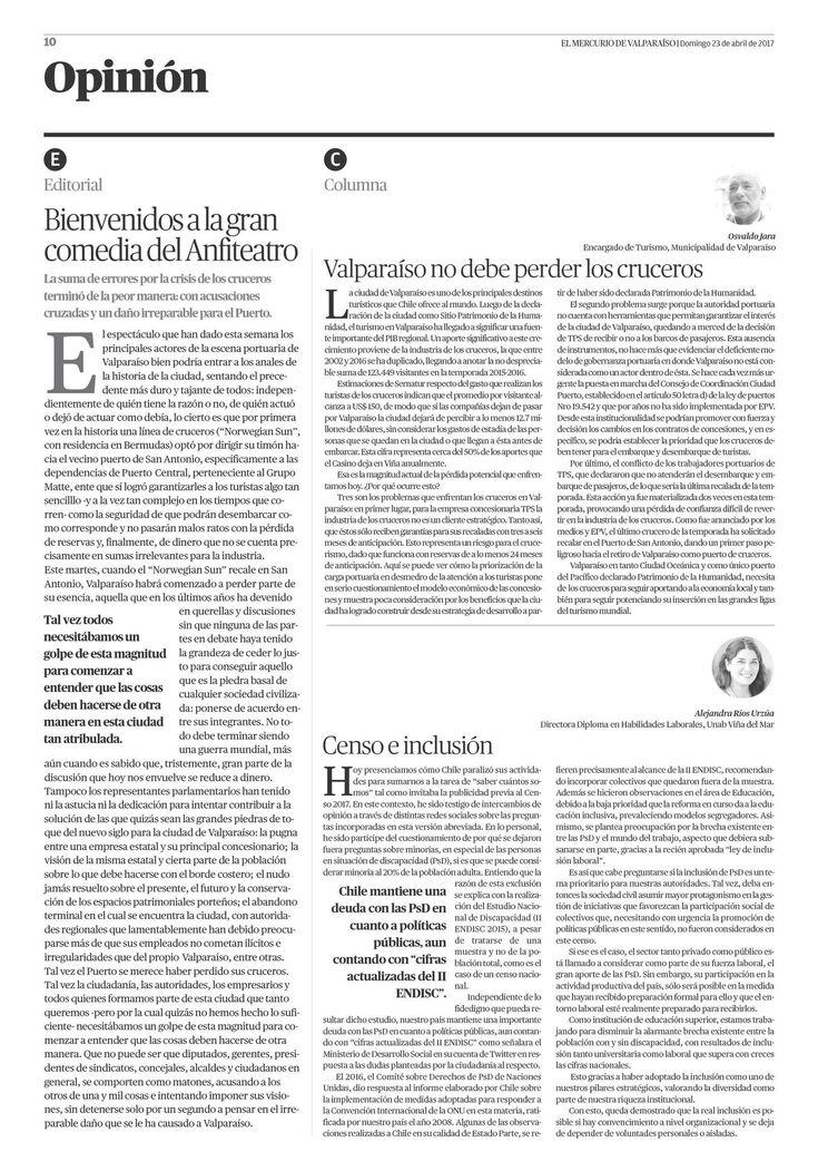 Página 10 | El Mercurio de Valparaíso