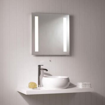 Gallery For Photographers Astro Lighting Galaxy Light Illuminated Bathroom Mirror with Removable Pull Cord Switch Lighting Type from Castlegate Lights UK