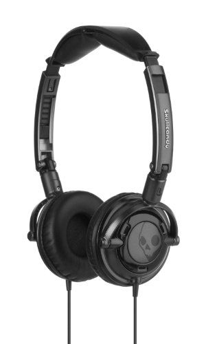 Music Headphones - Pin it :-) Follow us, CLICK IMAGE TWICE for Pricing and Info . SEE A LARGER SELECTION of music headphones at http://azgiftideas.com/product-category/music-headphones/  - gift ideas -  Skullcandy Lowrider Headphones with In-Line Mic S5LWCY-033 (Black)