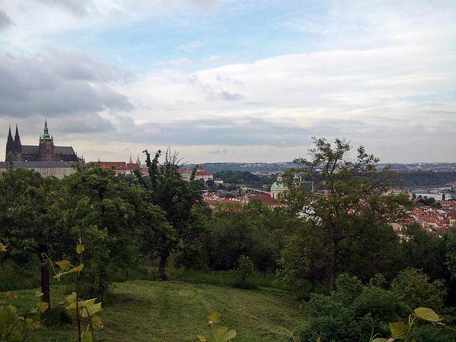 Petrinske Terasy, Prague (2) by AndreaGerak, via Flickr