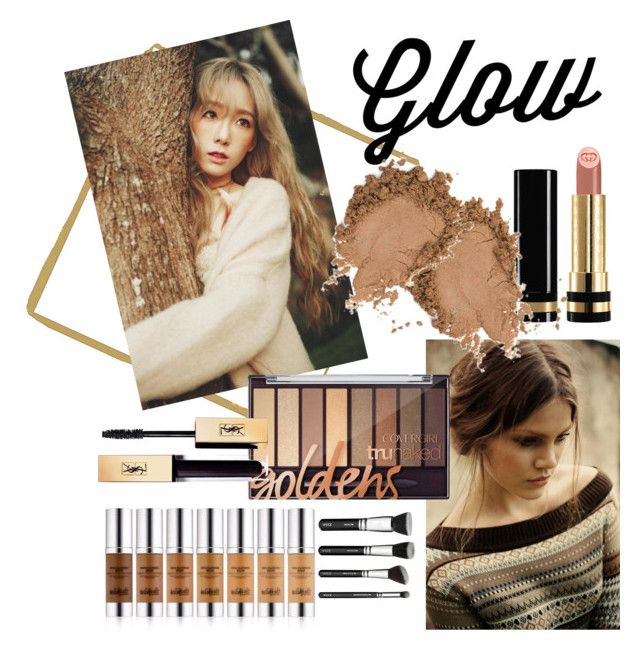 """""""spring glow"""" by firdanrmla on Polyvore featuring beauty, Gucci and springglow"""