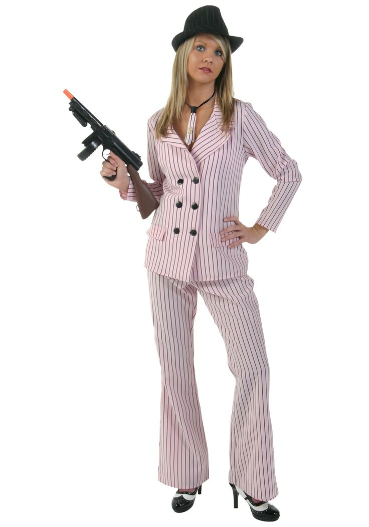 Mafia Outfits for Women http://sengook.com/gangster-costumes-for-women ...