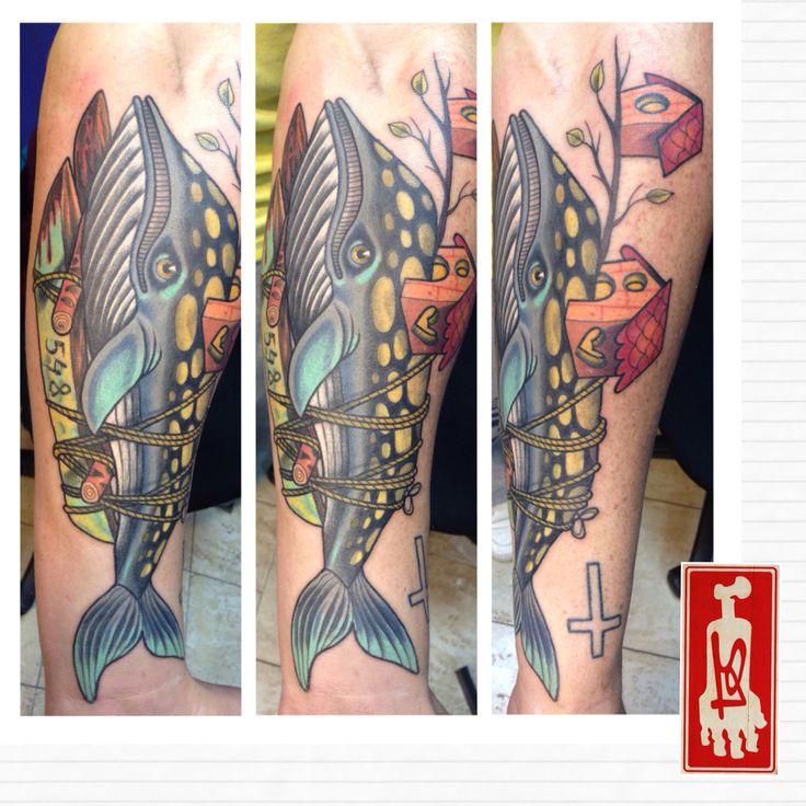 #Bue2530 @tattoocrewproduction Sassari