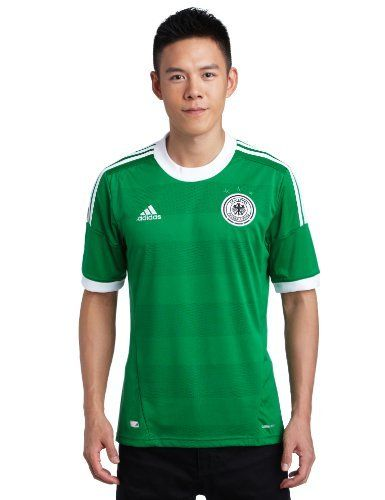 DFB Germany Shirt Away 2012, M by adidas. $43.55. DFB Germany Shirt Away 2012, adidas official licensed product Nation: DFB Germany  Material: 100% polyester