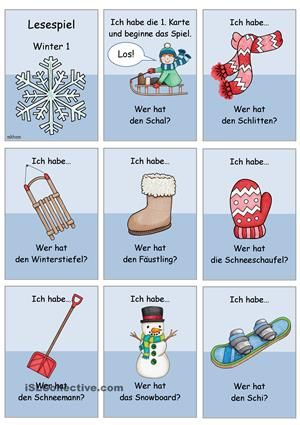 Lesespiel_Winterwörter 1 _einfach (1/3)