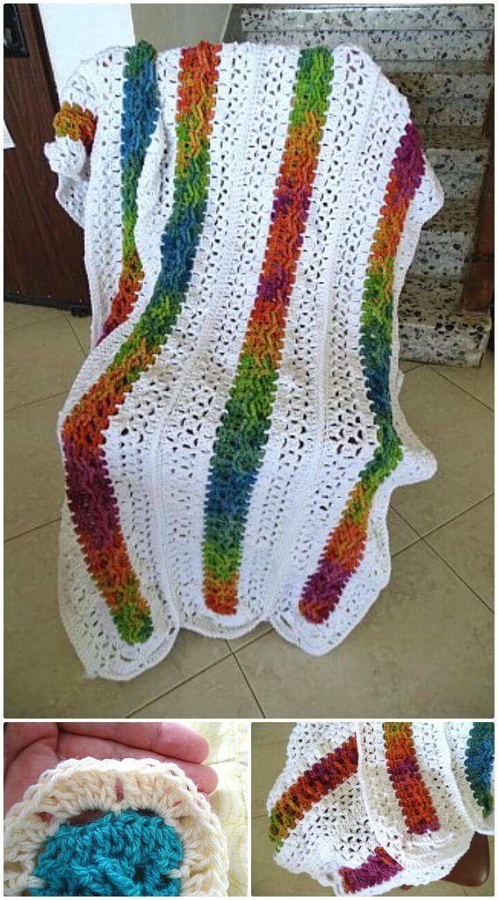 897 best DIY - *Afghans&Blankets:Crochet images on Pinterest | Bed ...