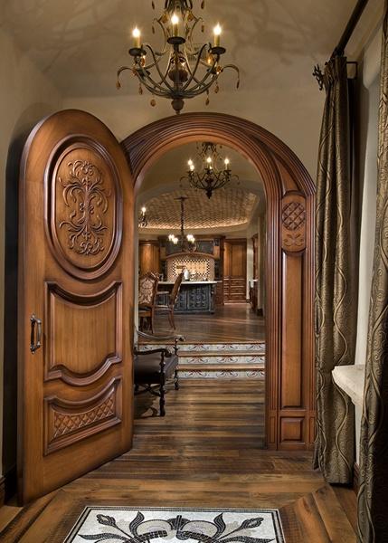 Craftsmen in Wood Mfg. - Custom Wood Doors and Cabinet Fronts & 18 best Custom wood doors images on Pinterest | Wood doors Wood ...