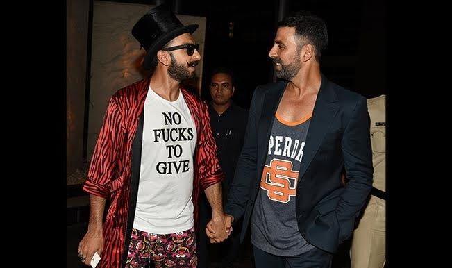 Ranveer Singh replaces Akshay Kumar as the new Singh Is Kinng?