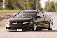 2008 Honda Civic Si Coupe by Matt [Handsome and Philthy]