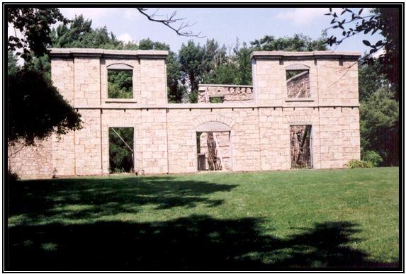 he Hermitage Ruins