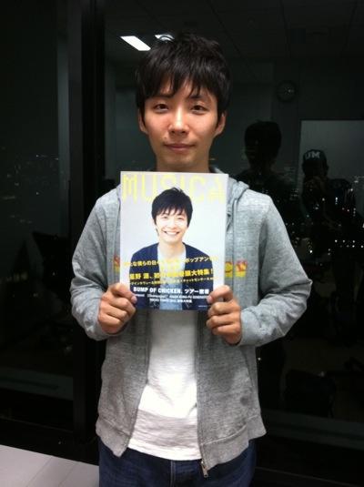 星野源 オフィシャルサイト - STAFF BLOG - 2012年6月