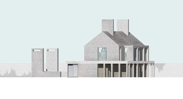 House Units; Housing in a Walled Garden www.scullion.ie
