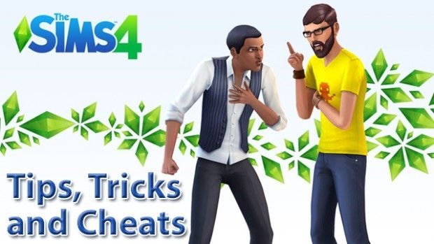 The Sims 4 Tips Tricks and Cheats