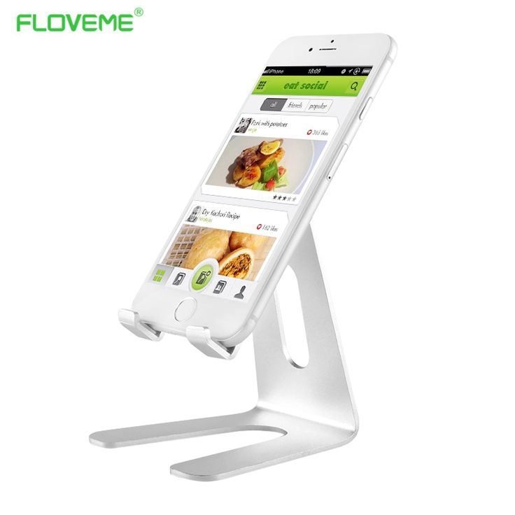 >> Click to Buy << FLOVEME Aluminum Metal Stand For iPhone 7 / 7 Plus 6s 6 5s 5 SE 4 4s Samsung Huawei LG HTC Sony Mobile Phone Tablet Desk Holder #Affiliate