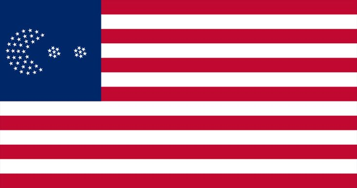 51 stars on the american flag