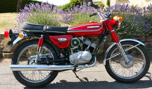 Kawasaki Passion Red Paint Code