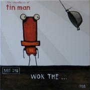 Tin Man Tony Cribb