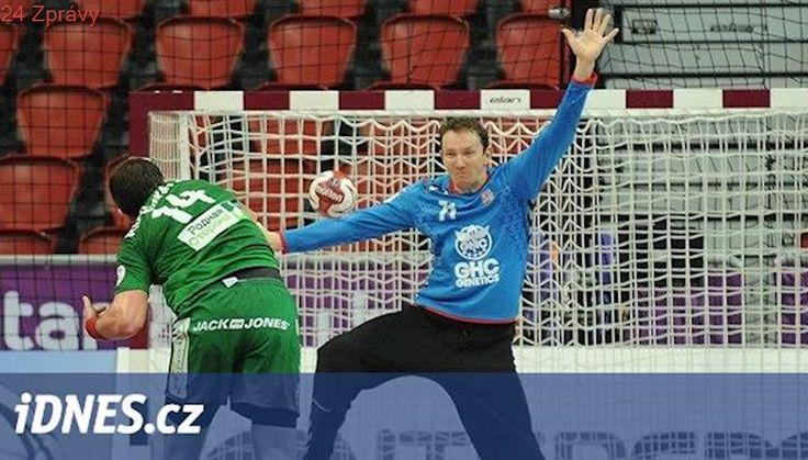 Brankář Štochl na vítězný hattrick z MS klubů v házené nedosáhl