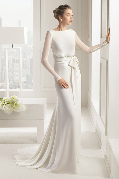 I plan to purchase this gown and preserve it until my wedding. ~Valerie || Rosa Clara, 2015
