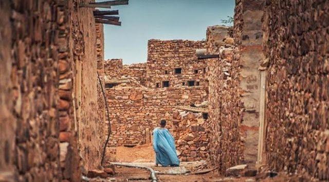 #HeyUnik  `Perpustakaan` Kuno Ini Kini Berubah Jadi Kota Hantu #Arkeologi #Sejarah #Travel #YangUnikEmangAsyik
