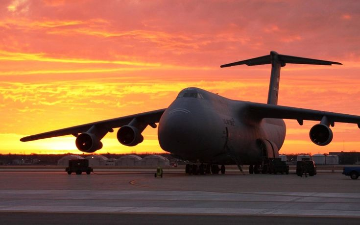 C-5 Galaxy Transport