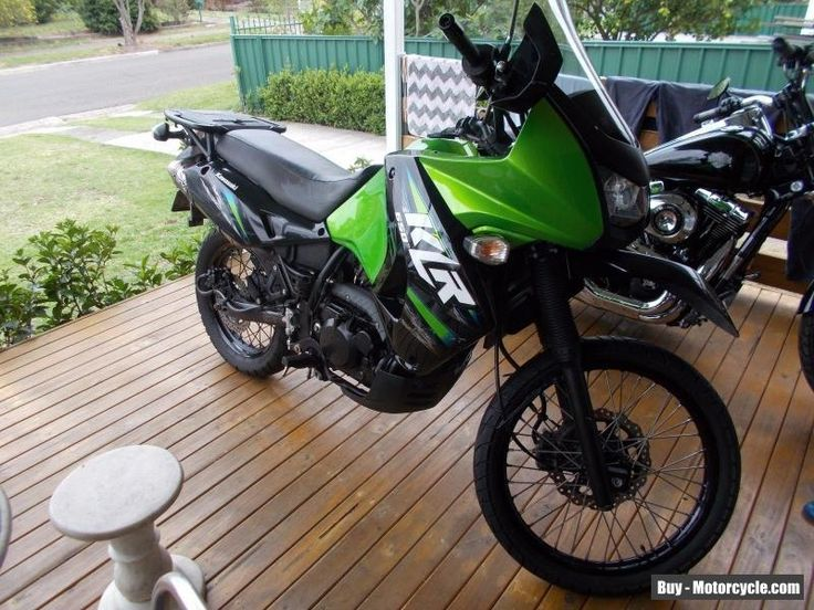 kawasaki klr 650 service manual