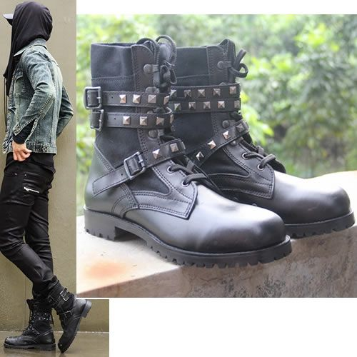 1000  ideas about Mens Biker Boots on Pinterest | Dress boots for ...