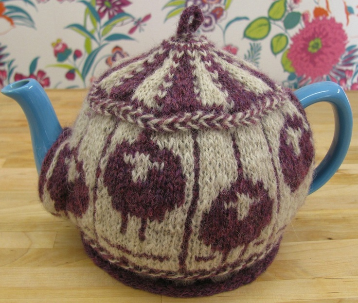 1338 best Tea Cosy Crazy images on Pinterest | Filet crochet, Knit ...