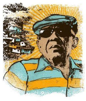Camiseta Bezerra da Silva