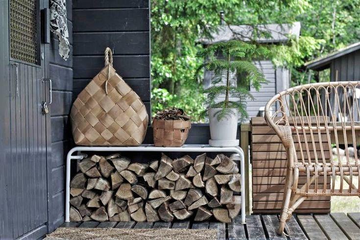 via scandinavian deko. patio/deck inspiration.