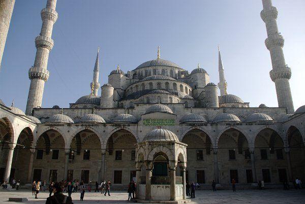 Türkiye: İstanbul: Sultanahmet Camii