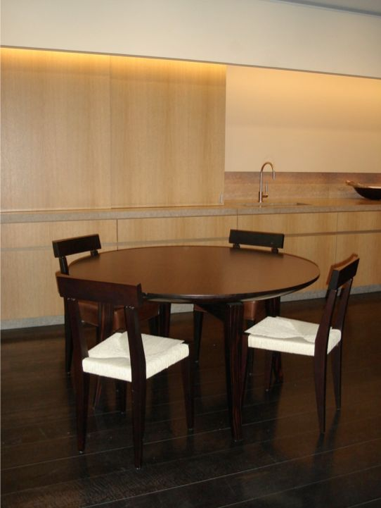 Ambroes dining table (Promemoria)