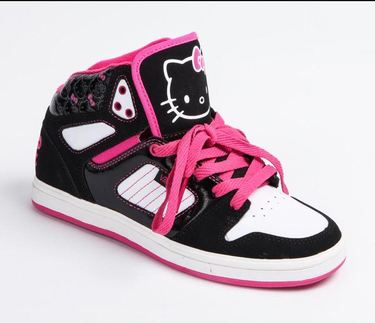 VANS x Hello Kitty Authentic Allred Hi