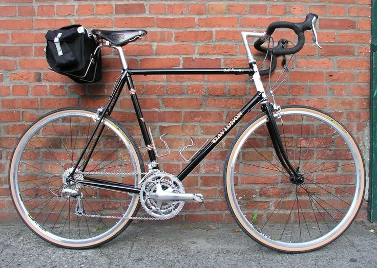 Davidson Touring Bike