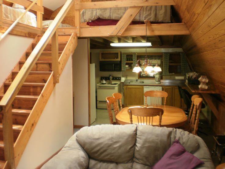 Small Cabin Interior Cabin Retreats One Day Pinterest Small Cabin Interiors Photos And