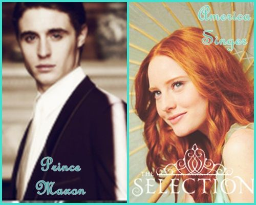 The Selection - Kiera Cass Maxon Schreave - America Singer