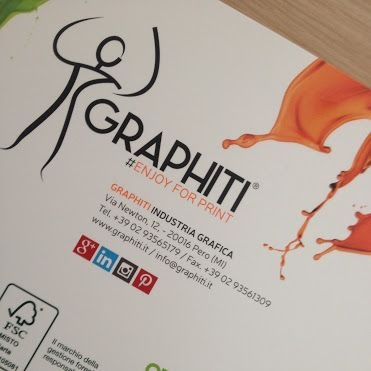La nuova Brand Identity di Graphiti è quasi pronta, a breve le ultime novità.…  Stay Tuned