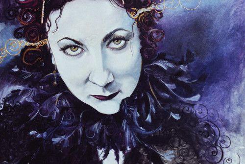 Autoritratto - Cristina Giargia