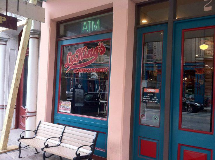 La King's Confectionery, Galveston - Restaurant Reviews - TripAdvisor