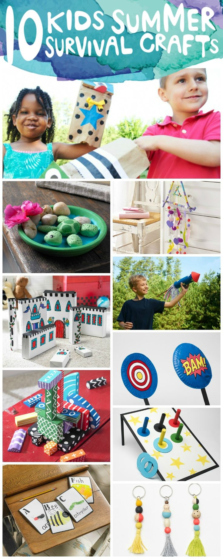 948 Best Images About Easy Kids 39 Crafts On Pinterest
